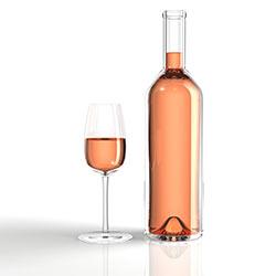 Berrys' Rose France Wine